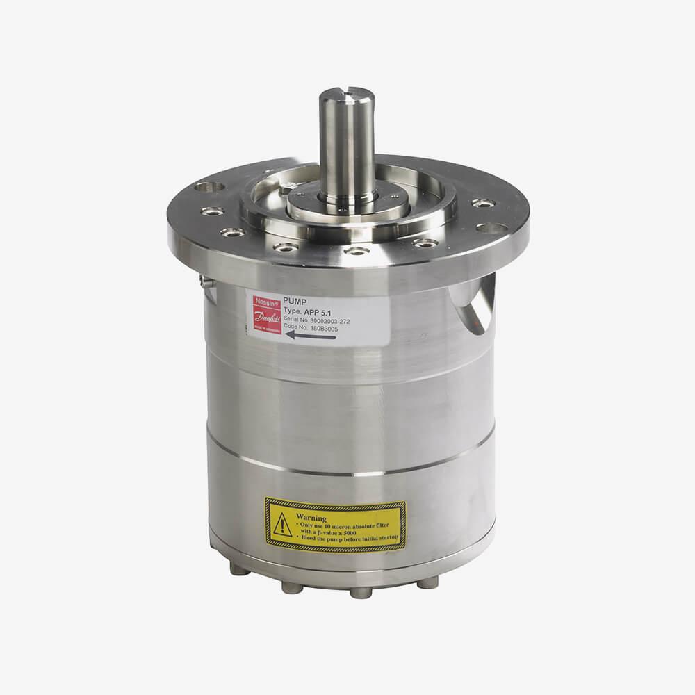 Насосы для воды с высокой минерализацией APP // High salinity water pumps APP