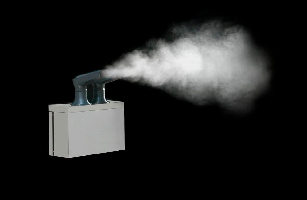 Промышленные ультразвуковые увлажнители. Увлажнение на производстве. Повышение влажности воздуха на производствах, в офисах, лабораториях.